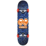 Krooked Skateboards Mini Skateboard